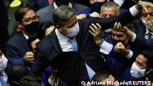 Brasilien Kongresskammer Wahlen Unterhaus Führung