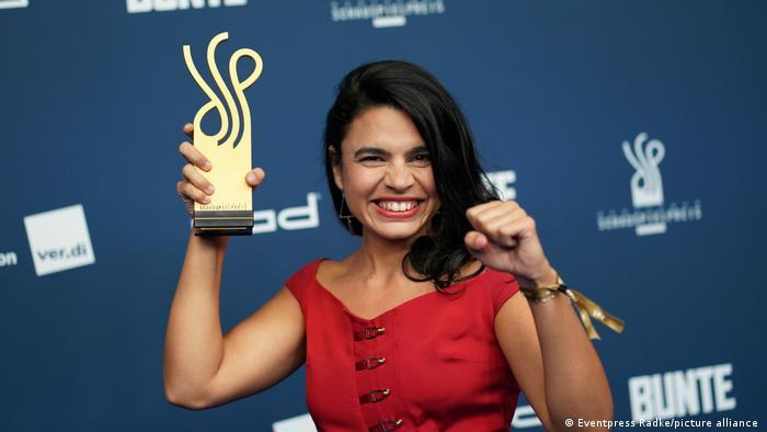 Actriţa Alina Şerban, distinsă cu Deutscher Filmpreis 2020