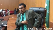 Ethiopia Addis Abeba Botschafter Dina Mufti