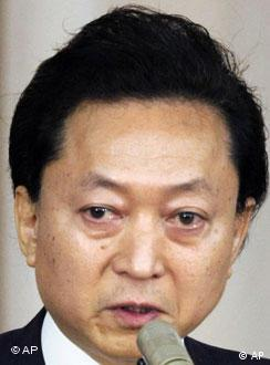 Yukio Hatoyama resigned after days of speculation