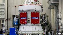 Airbus | Service Module für NASA's Orion Spacecraft