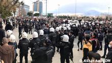 Türkei | Istanbul | Studentenproteste in Kadiköy