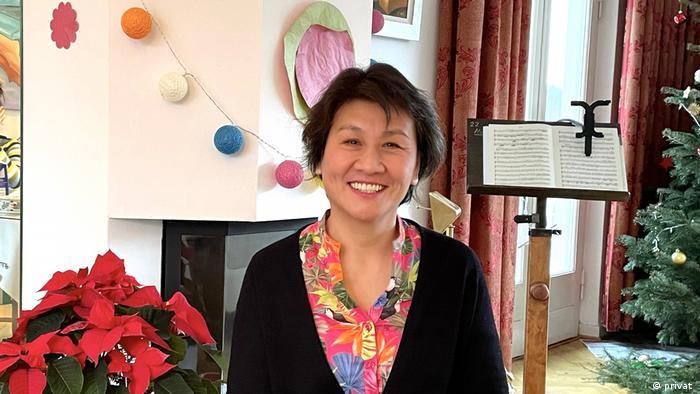 Kunst und Corona   DW Interview   Hong Tang-Knoben