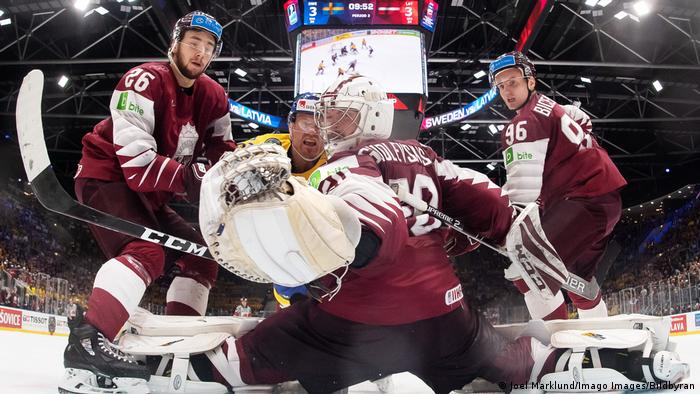Lettland Ice Hockey World Championship