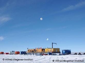 Brasil instala módulo para pesquisas climáticas no interior da Antártica