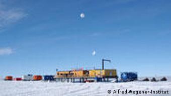 Forschungsstation Antarktis