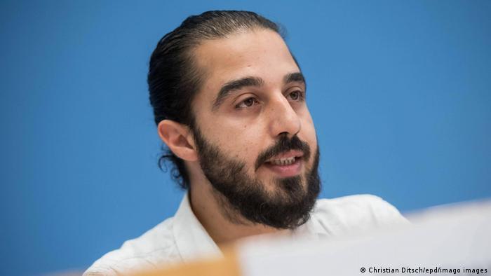 Tareq Alaows   Kandidatur   Bundestag