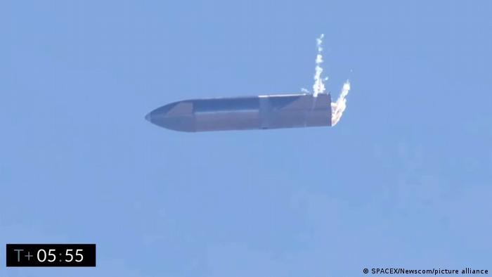 Випробування космічного корабля Starship