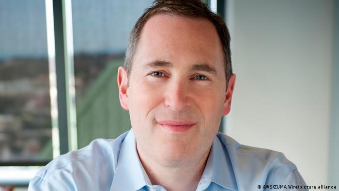Noul şef al Amazon, Andy Jassy