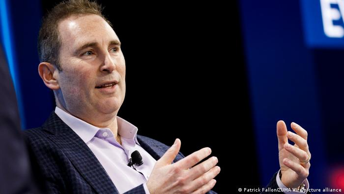The new CEO of Amazon, Andy Jassy