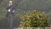 China | WHO Experten in Wuhan | Peter Daszak
