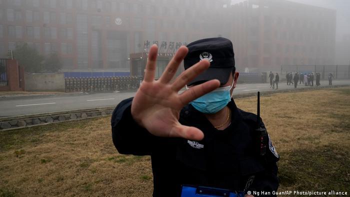 Експерти кажуть, що не отримали доступ до неопрацьованих даних про початок пандемії в Ухані