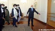 Iran Taliban Friedensgespräche