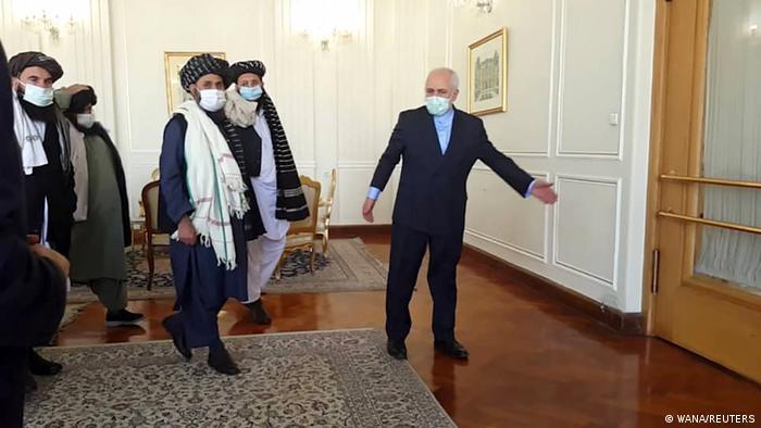 Der Iran führt Friedensgespräche mit den Taliban