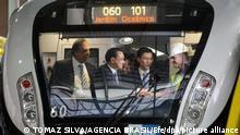 China «erobert» Lateinamerika | Brasilien Rio de Janeiro