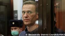 Weltspiegel 03.02.2021 | Russland Moskau |Prozess Alexej Nawalny