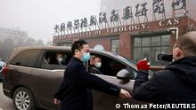 Weltspiegel 03.02.2021 | China Wuhan |WHO-Untersuchung