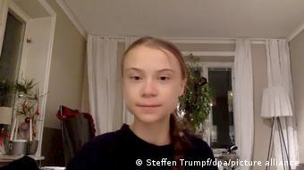 Interview mit Greta Thunberg