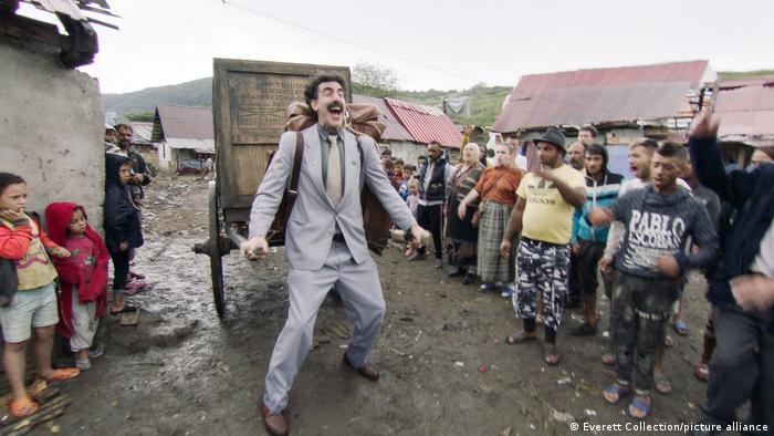 Sacha Baron Cohen kao Borat