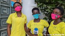 Ghana Girlz off Mute