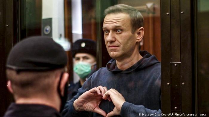 Navalni salı günü 3,5 yıl hapse mahkum edildi