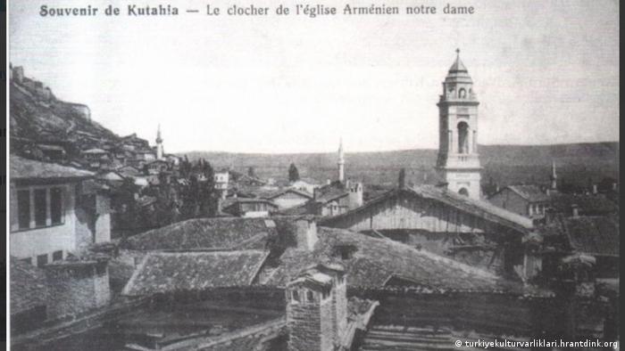 Kütahya'daki Meryem Ana Kilisesi