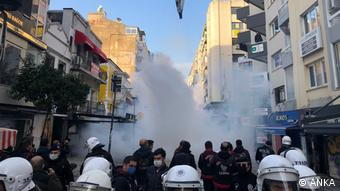 Επεισόδια μεταξύ φοιτητών και αστυνομίας στην Τουρκία