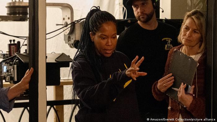 رجینا کینگ جزو ۵ کارگردان نامزد شده برای جایزه بهترین فیلم است