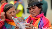 Ecuador Wahlen | Pachakutik-Partei