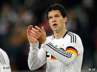 Баллак вже мріє про Євро-2012