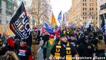Washington Million Maga Protestmarsch Proud Boys