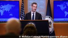 US-Außenministerium Ned Price