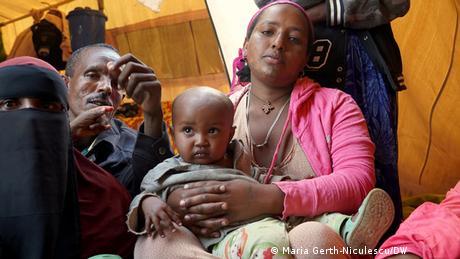 Äthiopien Vertreibung und Massaker in der Region West-Benishangul Gumuz