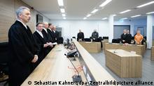 Deutschland Zweiter Prozess Gruppe Freital