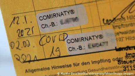 Κερδίζει έδαφος το ευρωπαϊκό πιστοποιητικό εμβολιασμού