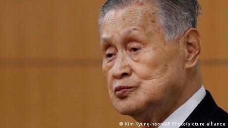Τόκιο 2021: Παραιτήθηκε ο Γ. Μόρι για σεξιστικά σχόλια