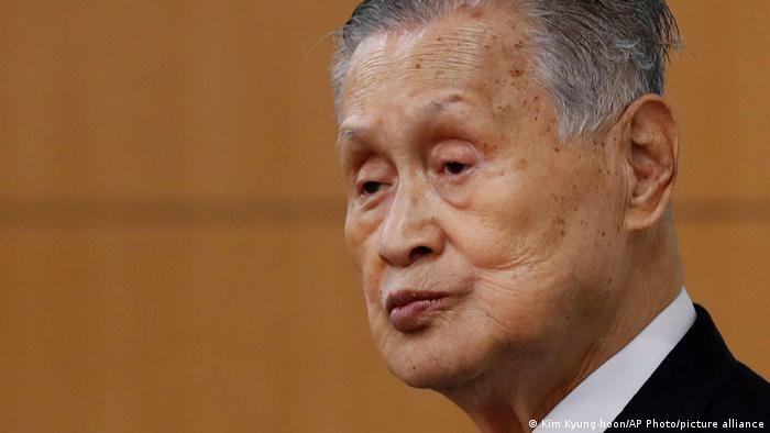 Japan | Yoshiro Mori | Vorsitzender olympisches Organisationskomitee