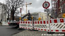 Deutschland | Straßenszene in Berlin