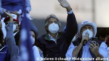 Ecuador Wahlkampf Präsidentschaftswahl | Guillermo Lasso