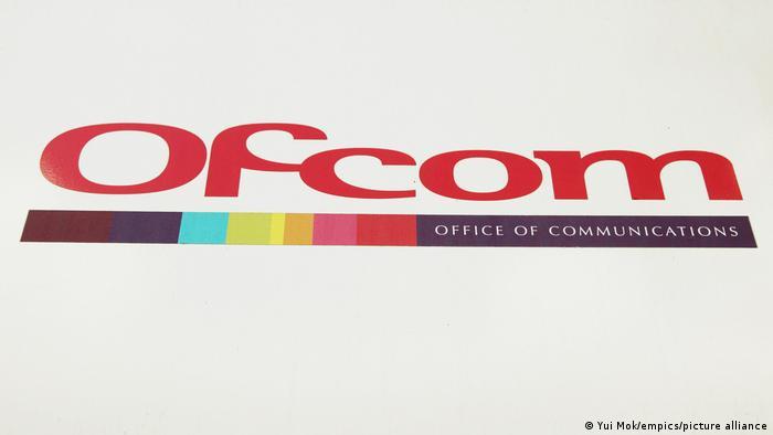Ofcom (Office of Communications) London UK