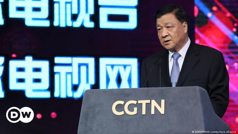 China's CGTN returns to German TV screens