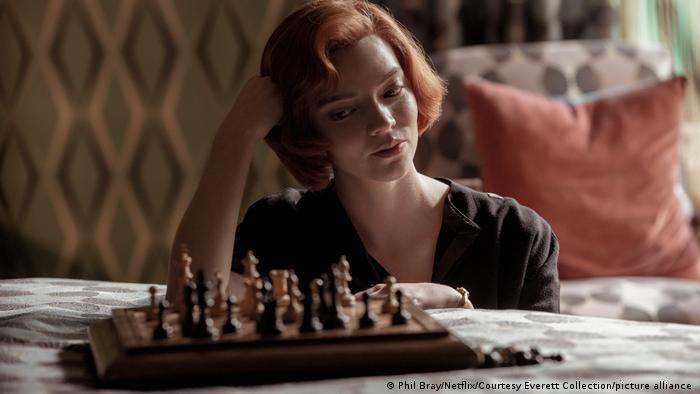 Serie Anya Taylor-Joy The Queen's Gambit