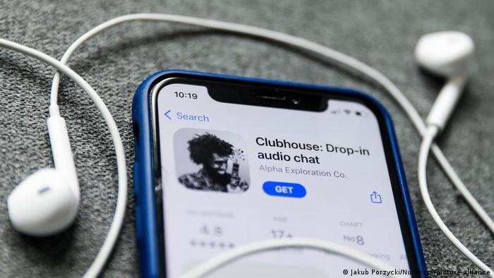 Clubhouse | Social-Media-App