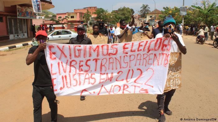 Proteste in Angola | Kwanza Norte