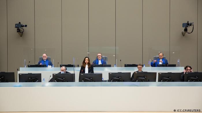 Niederlande | Prozess Dominic Ongwen | Internationaler Strafgerichtshof in Den Haag