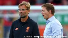 Themenbild Liverpool darf für Leipzig-Spiel nicht einreisen
