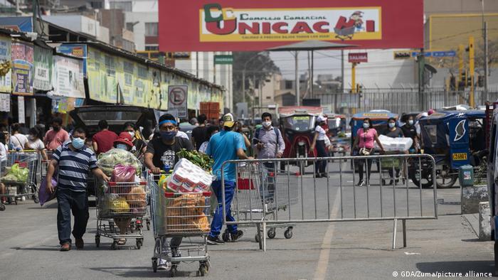 Peru'da aşılamalar 8 Şubat'ta başladı
