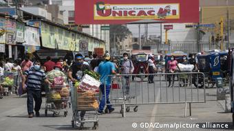 В столице Перу Лиме