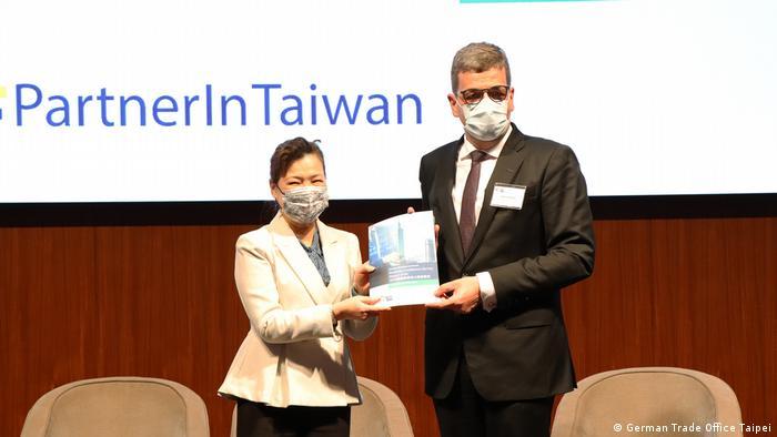 Taiwan PK Deutsches Wirtschaftsbüro Taipei