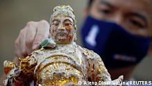 BdTD Indonesien Vorbereitung auf das Chinesische Neujahrsfest